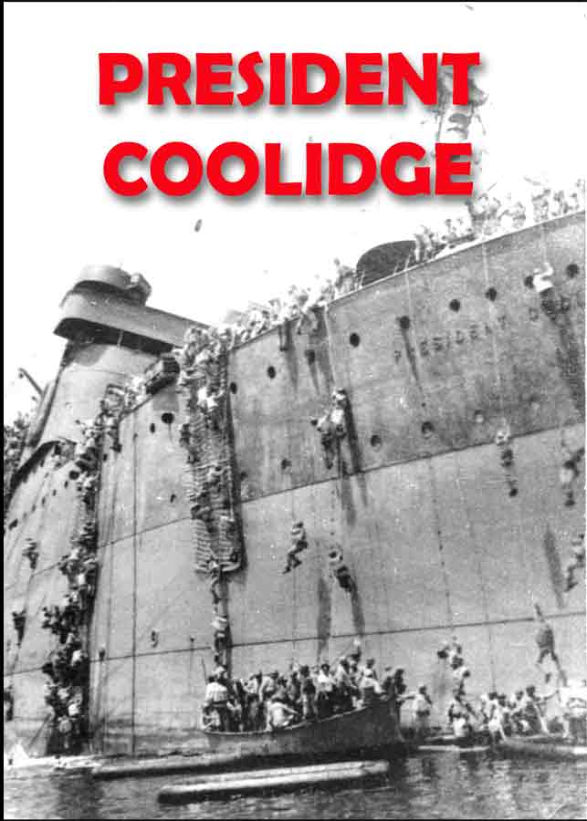 President Coolidge DVD