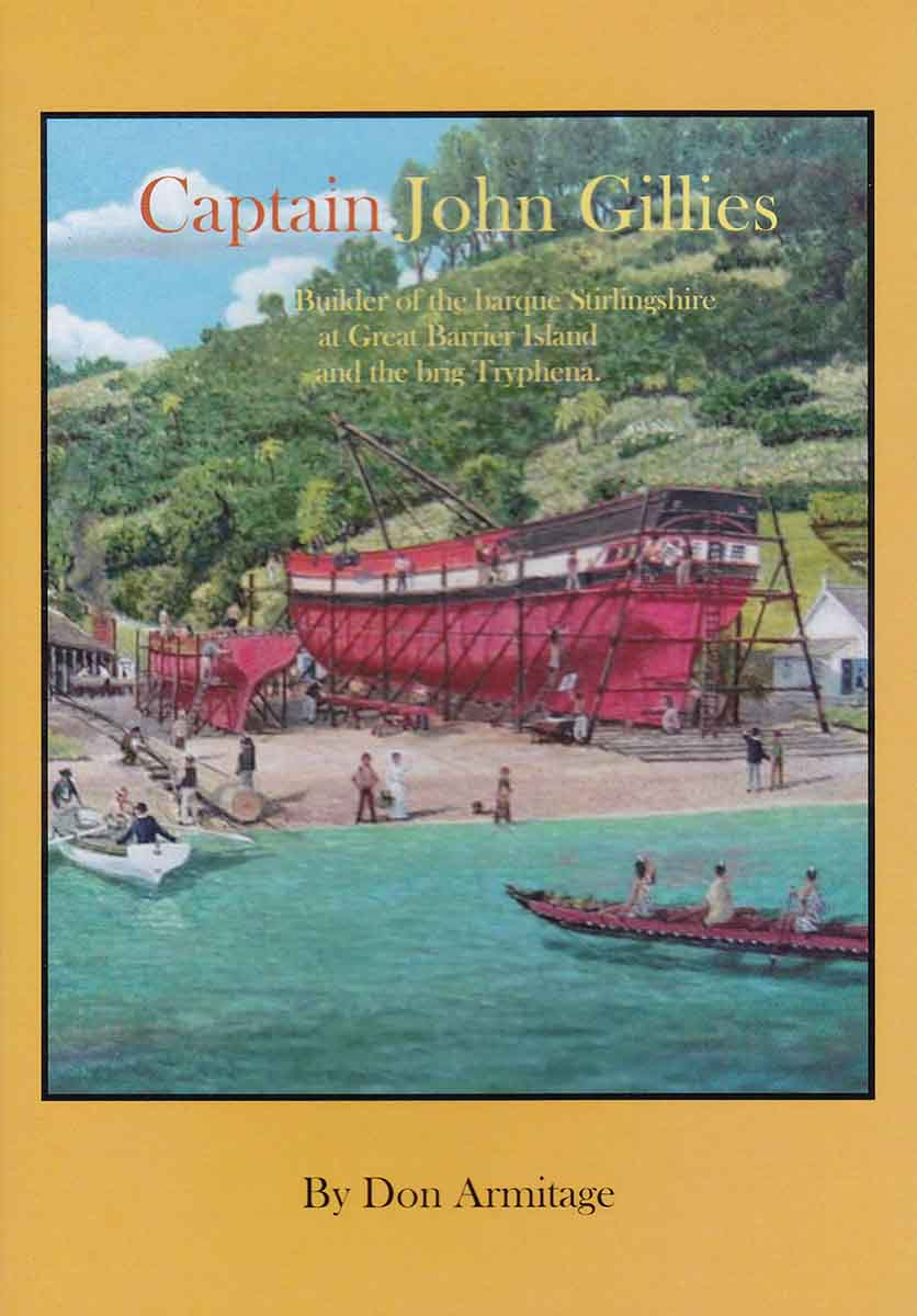 Captain John Gillies